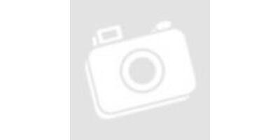 Egyedi AMAZONAS Nero függesztett 4 fiókos fényes fehér bútor 120x45 MARMY LISETTE 120X45 CM DUPLA MEDENCÉS MOSDÓVAL
